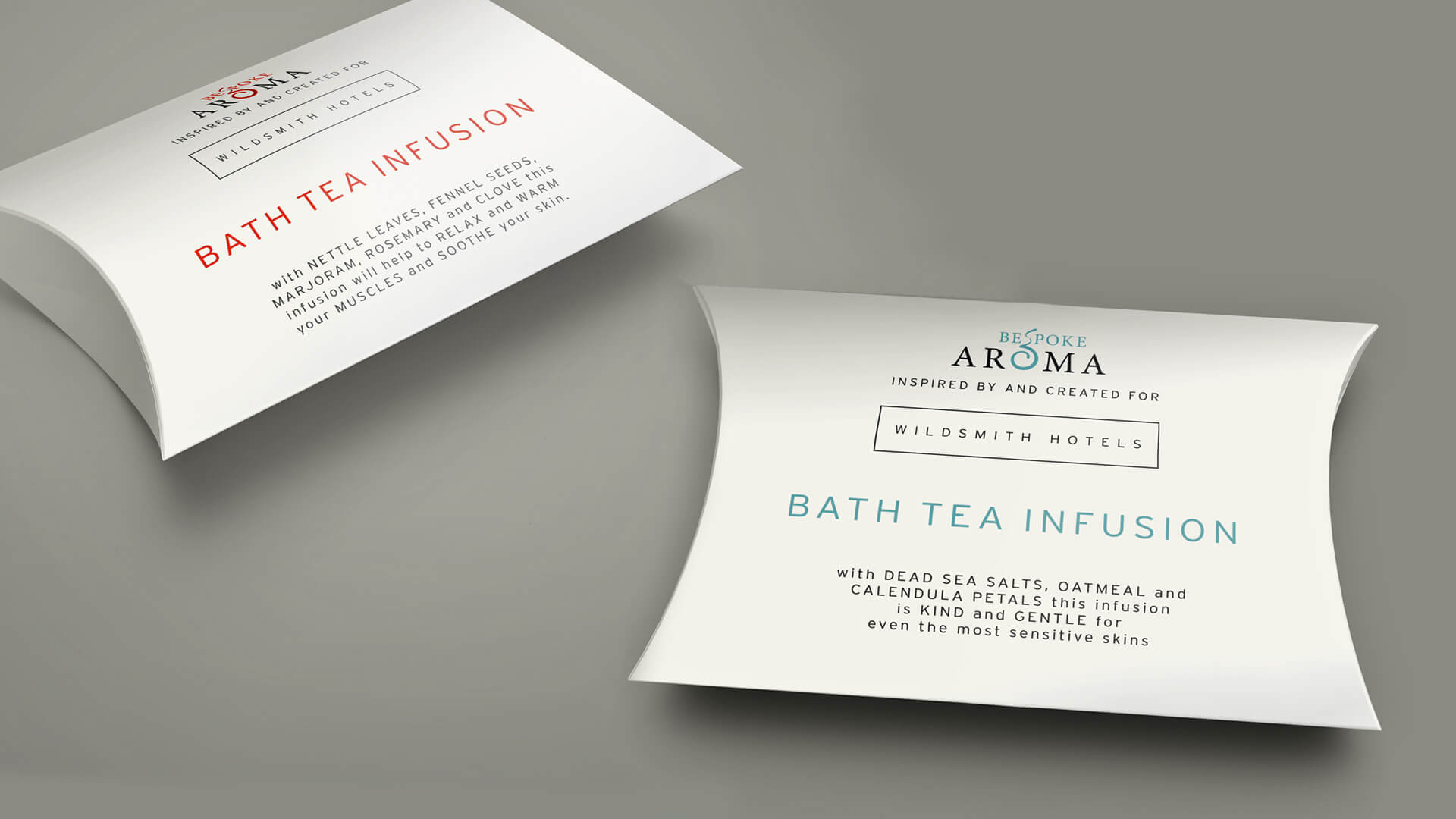 Aroma Branding Design
