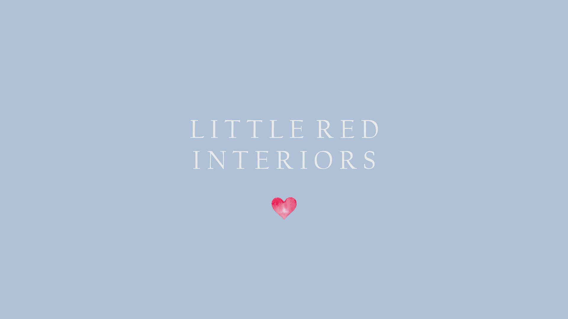 little red interiors