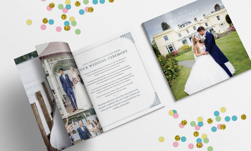 Storrs Hall Wedding Brochure